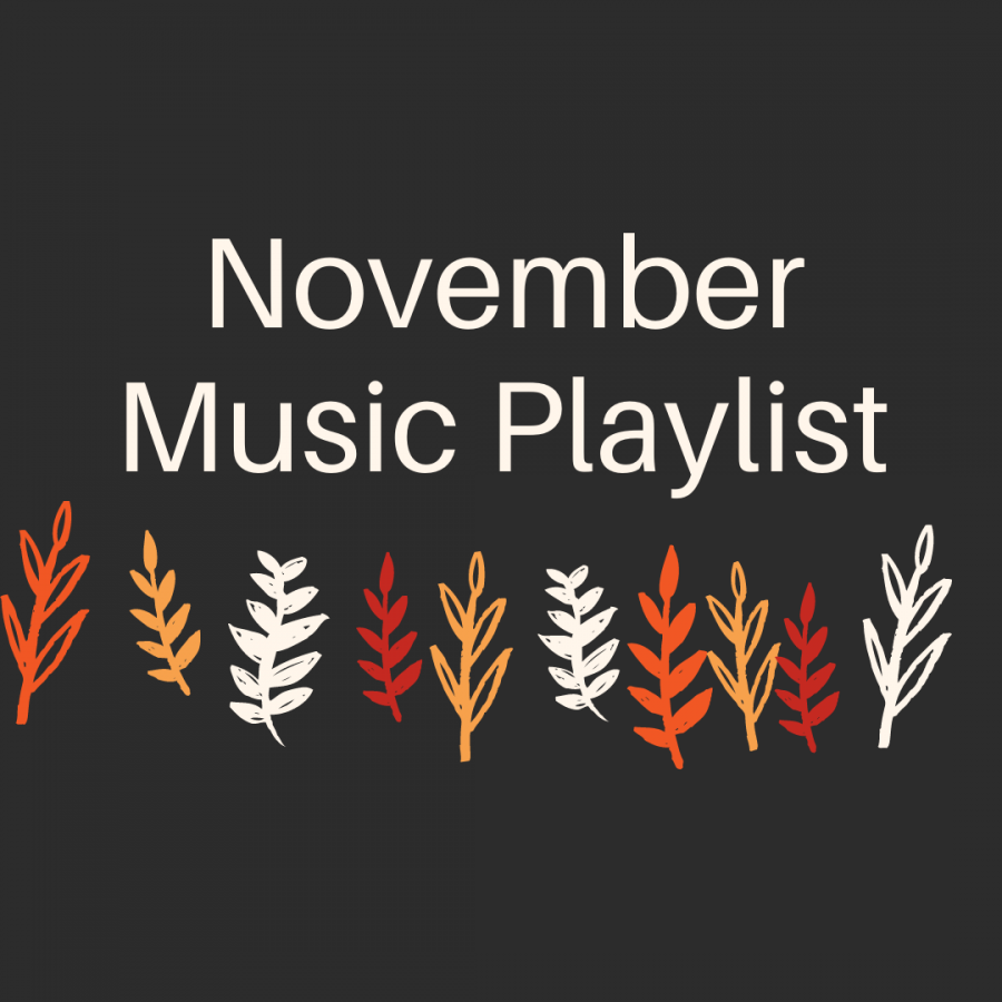 A Playlist for November