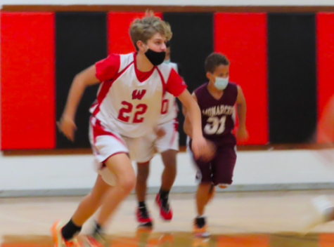 WMS vs. Papillion Boys Basketball