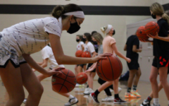 Girls Basketball Tryouts Now Underway