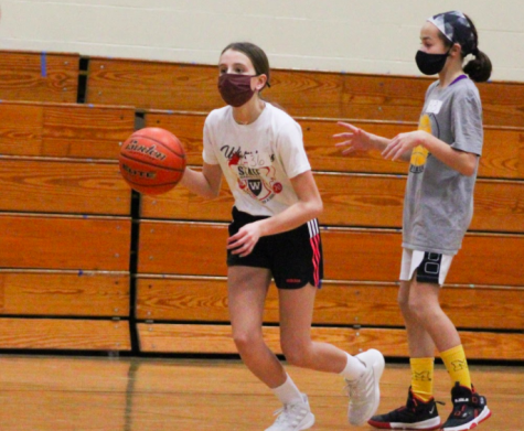 Girls Basketball Tryouts Now Underway, Part Two