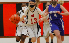 Girls Reserve Basketball: WMS vs. Millard North